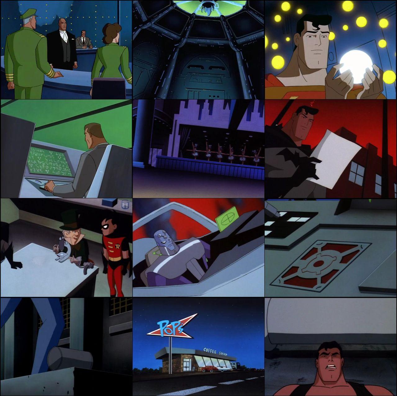 Superman Super-Villains - Brainiac