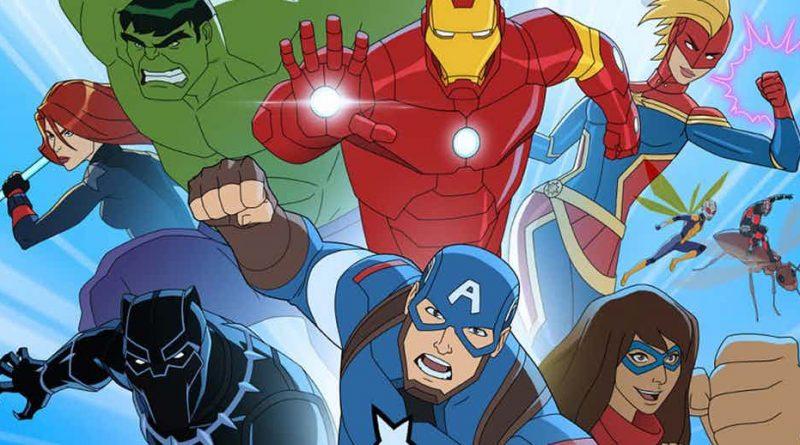 Avengers - Secret Wars