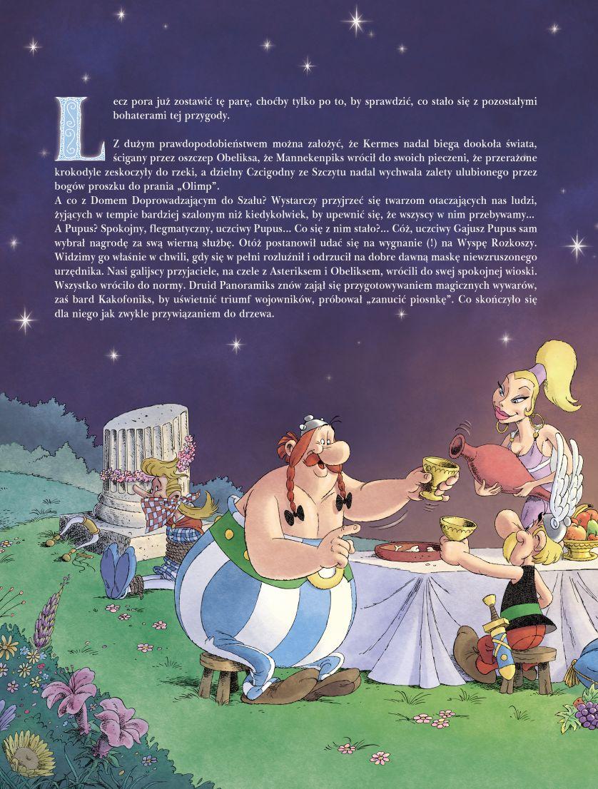 Dwanaście prac Asteriksa - Uderzo i Goscinny