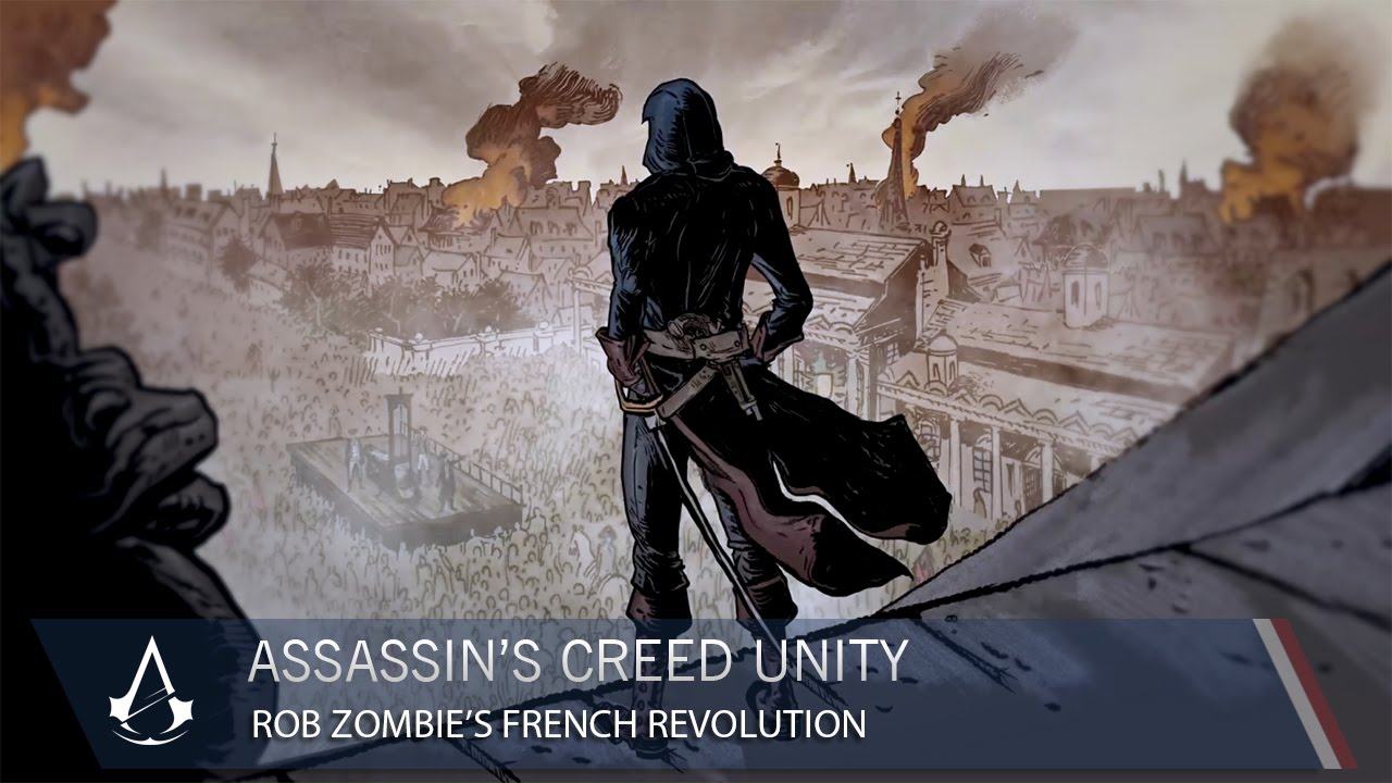 Assassins Creed - Rob Zombie's French Revolution