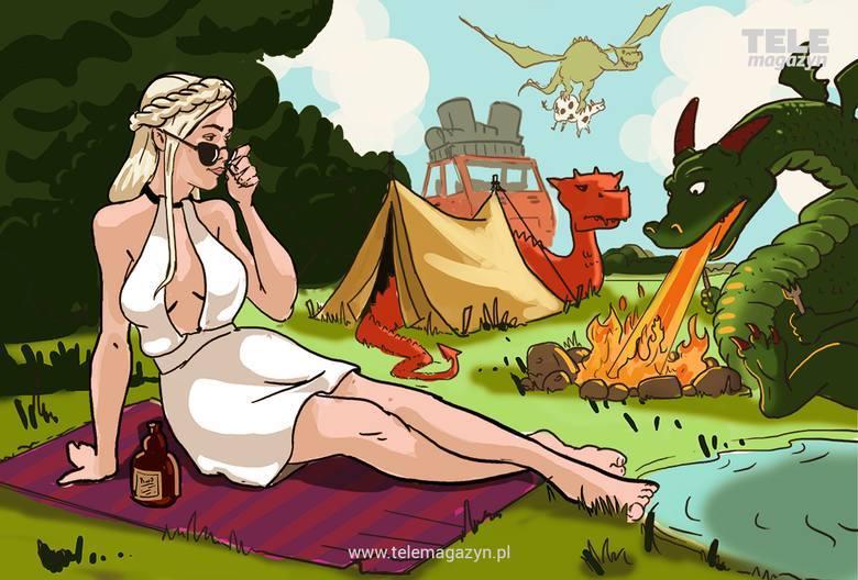 gra o tron2 - wojciech boś