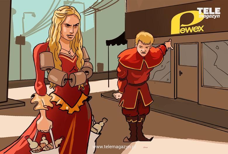 gra o tron7 - wojciech boś