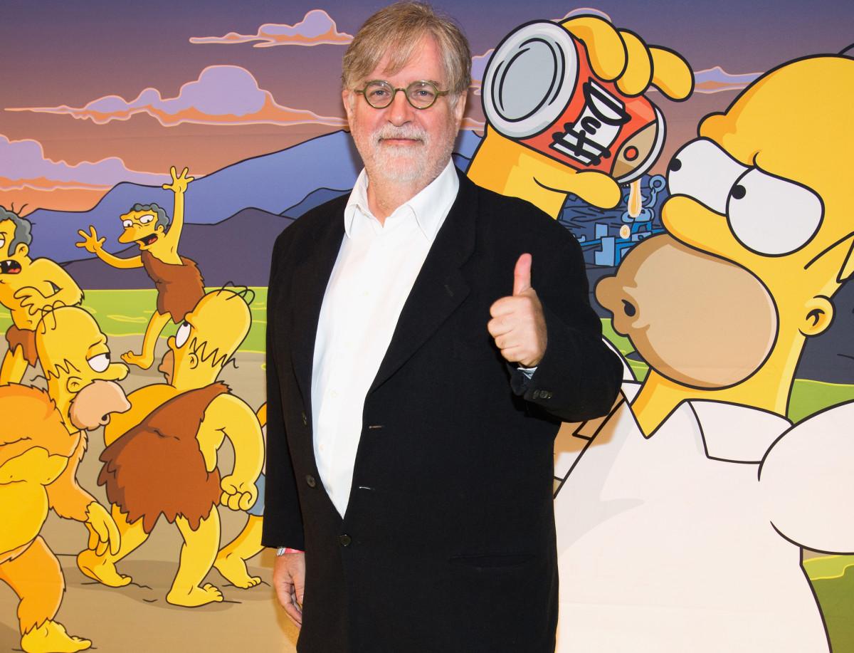 Matt Groening!