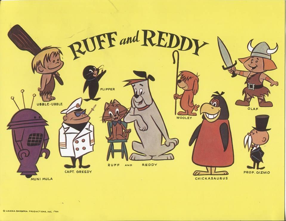 Ruff i Reddyx
