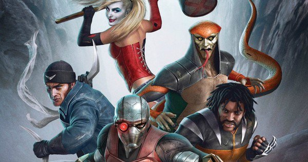suicide squad - hell to play