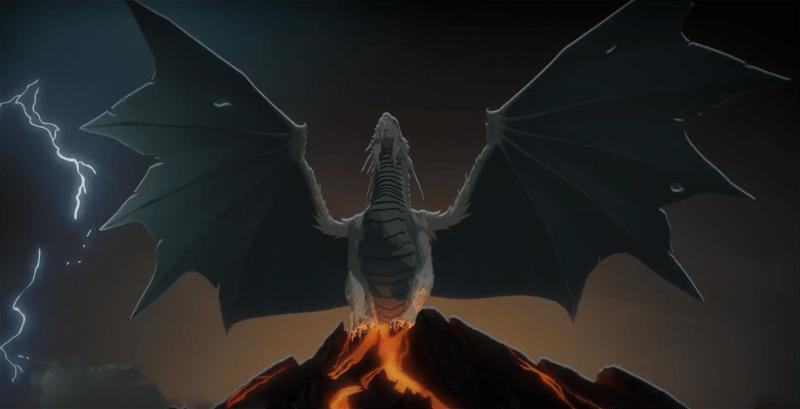 The Dragon Prince.